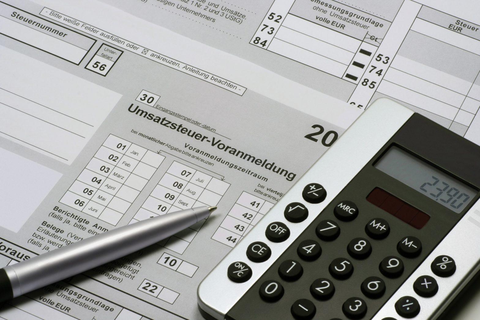 Steuerberater Leistungen 2